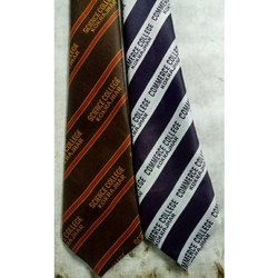 College Uniform Tie