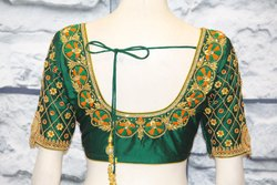 Engagement Blouse Designs