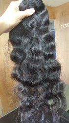 Wavy Virgin Hair Extensions