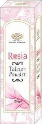 Rosia Talcum Powder, Packaging Type: Box, Packaging Size: 100 Gm