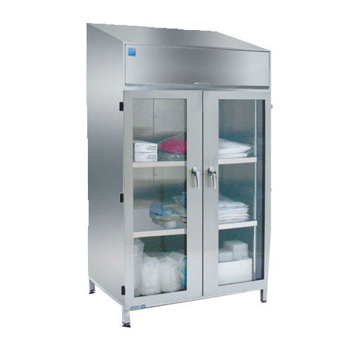 Stainless Steel Dynamic Garment Cubicle Cabinet
