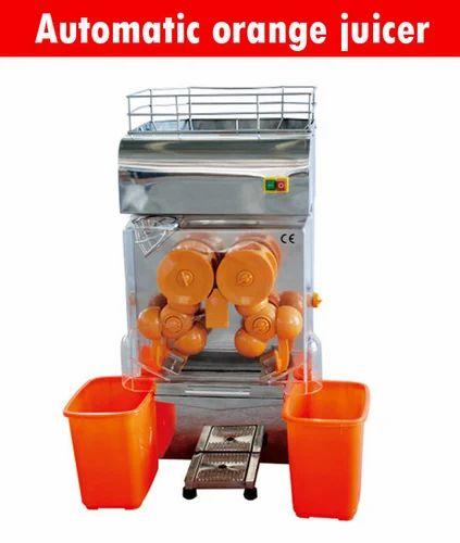 Orange Juicer Commercial Orange Juicer Manufacturer From Vijayawada