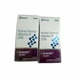 Human Albubet - 20 % Infusion