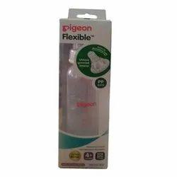 Plastic Baby Feeding Bottle, Capacity: 240 Ml/8 Oz