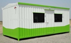Prefabricated Bunkhouse for Chemical Industry