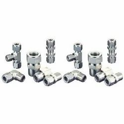 Monel Compression Fittings