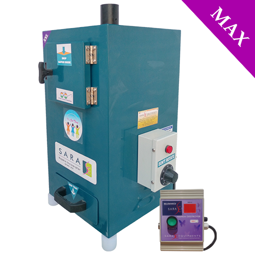 Automatic Sanitary Napkin Disposal Machine Automatic