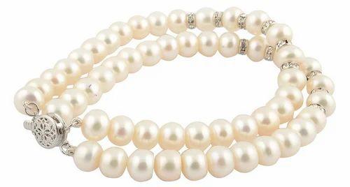 44b2ca88f72e5 White Pearl Bracelet For Women Fbwsa6