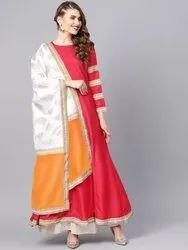 Ahalyaa Ethnic Anarkali Suit