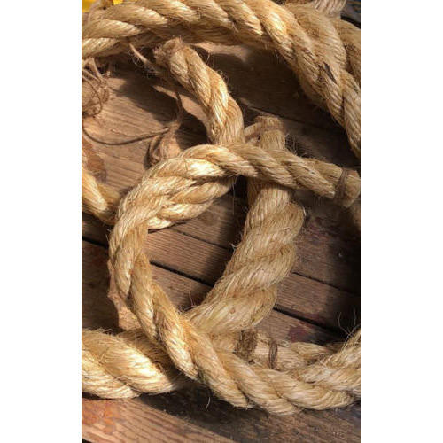 Natural Sisal Rope, Victory International | ID: 7441192712