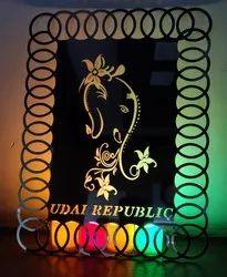 UDAI Republic Buddha GANESH JI, Size/Dimension: Standard