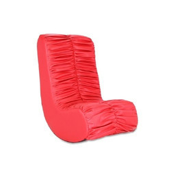 Red Single Saeater Sofa