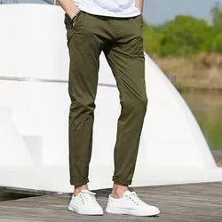 Cotton Mens Formal Trouser, Size: 28-36