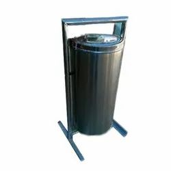 S S Swing Dustbin with Stand