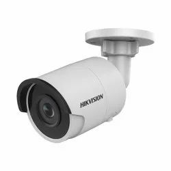 Day & Night 4 MP Hikvision CCTV Bullet Camera, For Security