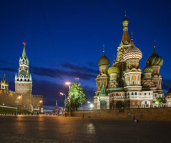 International Tours For New Year In Russia 6N 7D