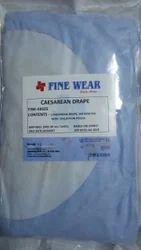Disposable Surgical Cesarean Drape