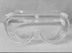 Chemical Splash goggle with valve