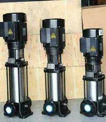 CRI MVC 2/15 Vertical High Pressure Multistage Pump
