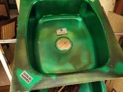Metal Wash Basin