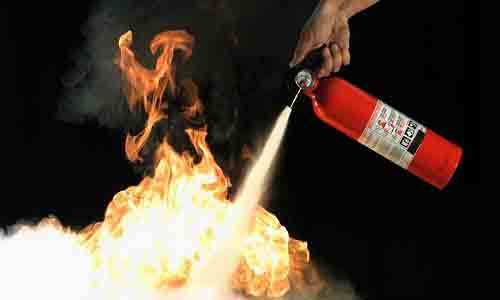 Fire Extinguisher - View Specifications & Details of Abc Fire