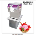 Small Batch Freezer With Air
