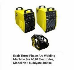 Esab Three Phase Arc Welding Machine Buddy Arc 400ixc