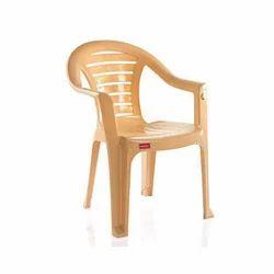 Plastic Chair Medium Back, Height: 3 to 4 feet
