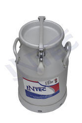 Lockable Milk Cans