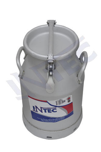 Aluminium Lockable Milk Cans 20 ltr