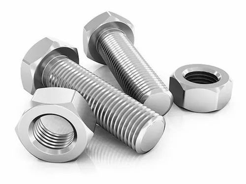 Stainless Steel Threaded Fasteners, Rs 5 /piece Harsons Ventures Private  Limited   ID: 22488957573