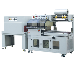 Automatic L Sealer With Shrink Tunnel Machine