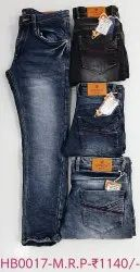 Hanex Basic Denim Jeans for Men