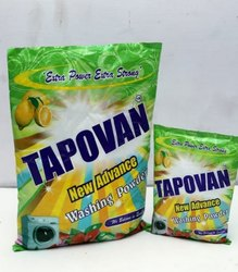 Tapovan Washing Powder, 1 Kg Also Available In 5kg, Packaging Type: Packet
