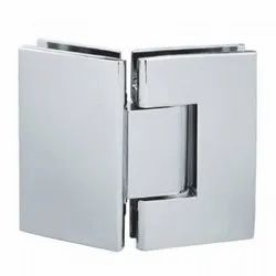 Square Shape- 90 Wall to Glass Shower Hinge