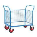 Wire Mesh Box Trolley