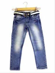 Blue K MARK GARMENT Boys Jeans, Packaging Type: One Piece, Size: 22-40