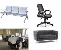 Daksh International Ss Or Leather Bank Furniture