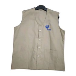 Party Promotional Polyester Waistcoat, Size: S-XXL