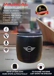 SSM 3W Magical Wireless Speaker, Size: Small, Model Name/Number: Ocky