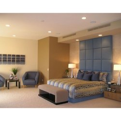 Bedroom Interior Designing Services, On Site