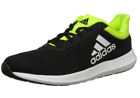 Adidas Men's Erdiga Neon Running Shoes