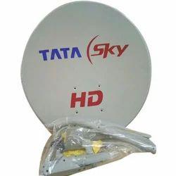 Tata Sky Dish Antenna, Size: 90 Cm