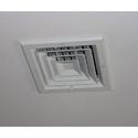 Louver Ceiling Ventilation