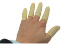 Anti Static Durable Latex Finger Cots Safety Gloves