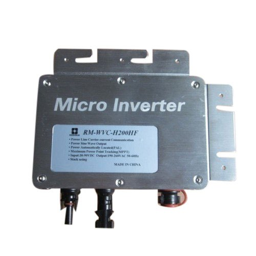 Single Phase Solar Micro Inverter, Microinverter, Mini Solar Inverter,  Solar Mini Inverter, सोलर माइक्रो इन्वर्टर - Excellent Enterprises, Pune    ID: 20762221873