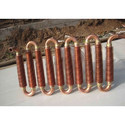 Square And Rectangular Copper Heat Exchanger Pipe, Size: 3