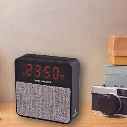 Lithium Battery Urban Gear - Bing - Clock Speaker - Ug-gs05, 3 W
