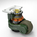 Height Adjustable Caster Wheel
