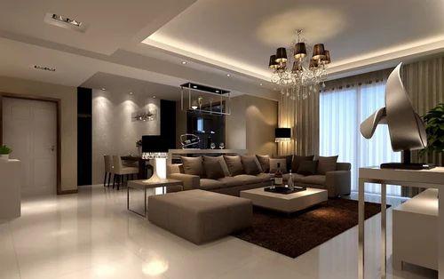 . Living Room Interior In Gurgaon  K   K Walls Designer   ID  20385762091
